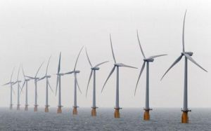 Заработи най-голямата вятърна електроцентрала в света