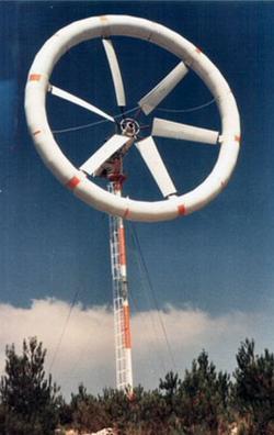 Надуваема вятърна турбина обещава по-достъпна енергия