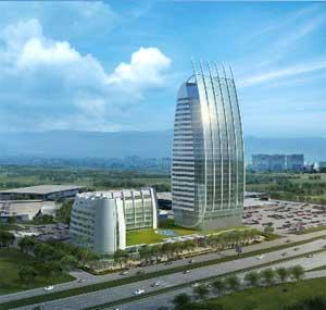 Тангра изпълнява инсталациите на първия небостъргач в София