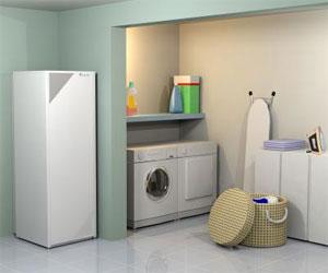 Новата термопомпа предлага изключителни комфорт и ефективност, независимо от времето