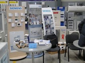 Siemens взе участие в Деня на инсталатора в Ромстал България ЕООД