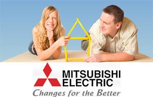"""Спестете до 20% с финансирането по """"Програма за кредитиране на Енергийната Ефективност в дома"""" с продуктите на Mitsubishi Electric"""