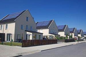Рекламирайте соларни панели пред завистливите съседи, казват учените