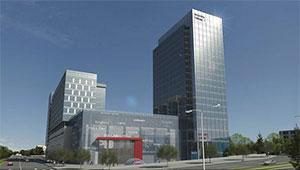 Новият Bulgaria Mall със система за сградна автоматизация на Siemens
