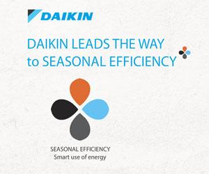 DAIKIN поведе по пътя за прилагане на регламента за еко-дизайн