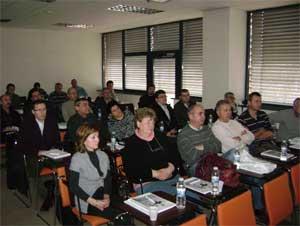 Съвместен семинар на Филкаб и Siemens