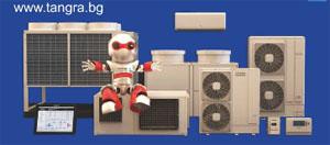 Нови технически каталози на климатична техника HITACHI