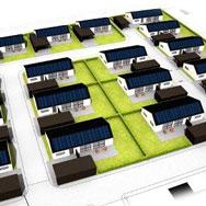 Бъдещите обитатели на 18 нови ниско-енергийни къщи без разходи за отопление