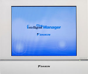 Daikin представи intelligent Touch Manager
