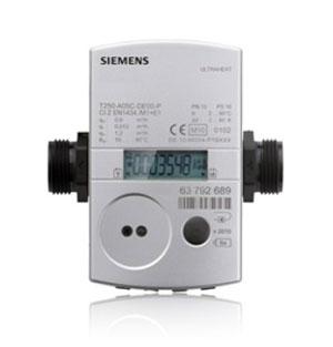 Ултразвуков топломер или студомер WSM5../WSB5 от Siemens