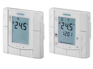 Нови стайни термостати за  управление на електрическо подово отопление