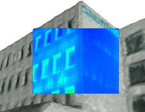 Нова технология на Siemens открива енергийните загуби в сгради чрез въздушни снимки