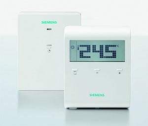 Siemens добави нови модели безжични стайни термостати