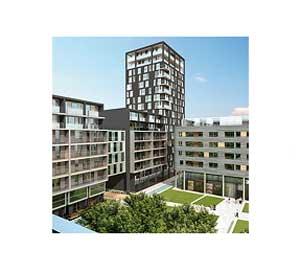 В Лондон бяха избрани апартаментни абонатни станции на Данфосс