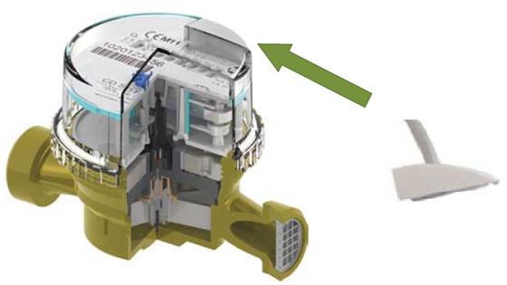 Нови водомери с възможност за дистанционно отчитане от Siemens