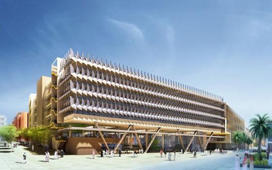 Новата централа на Siemens в Масдар: демо-център на технологии за енергийна ефективност