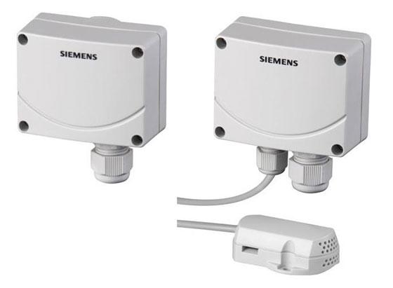 Siemens лансира нови сензори за конденз от серията Symaro