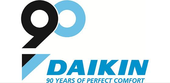 Daikin празнува 90 години перфектен комфорт