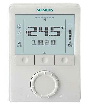 Нов стаен термостат RDG160T от Siemens