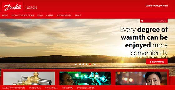 Данфосс лансира нов глобален брандиран профил