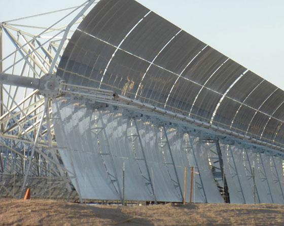 Соларният проект Desertec изоставен от акционерите