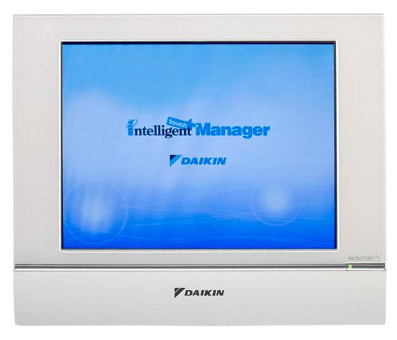 Intelligent Touch Manager (iTM) – мини система за сградно управление на Daikin