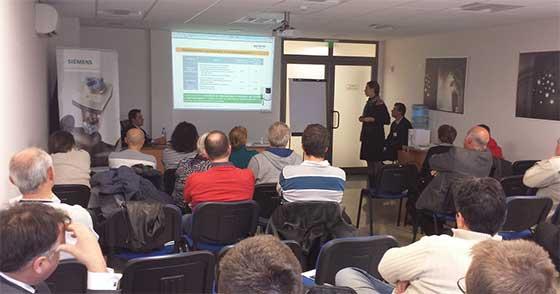 Съвместен семинар на Siemens и КИИП Пловдив