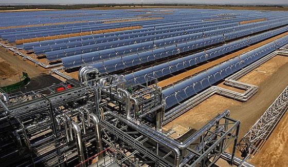 Израелска компания гради соларна електроцентрала, работеща по 20 часа на ден