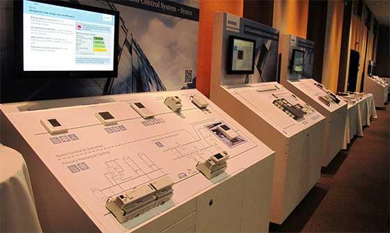 Европейско роуд шоу на Siemens Направление Сградни Технологии се проведе за първи път в България