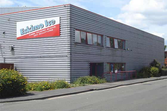 Daikin ZEAS добавя студ към фабриката Crawley на Eskimo във Великобритания