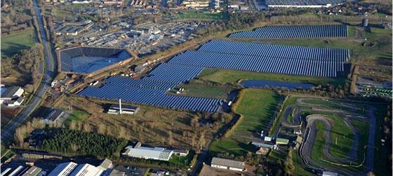 Слънчеви топлофикации намаляват сметките за отопление и зависимостта от вноса на изкопаеми горива