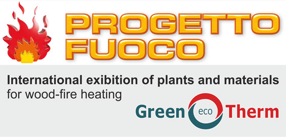 Екотерм Проект ЕАД на международното изложение Progetto Fuoco във Верона