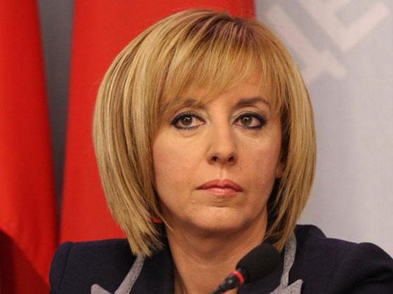 """Мая Манолова: Нямам ден без жалба срещу """"Топлофикация"""""""