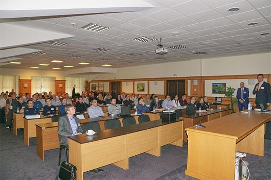 Направление Сградни технологии на Siemens България проведе среща със своите партньори