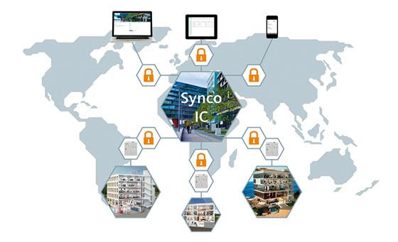 Synco IC от Semens отвежда системите за сградна автоматизация в облачните технологии