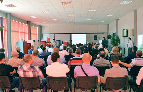 Екотерм Проект ЕАД проведе своя XXV-ти ежегоден семинар