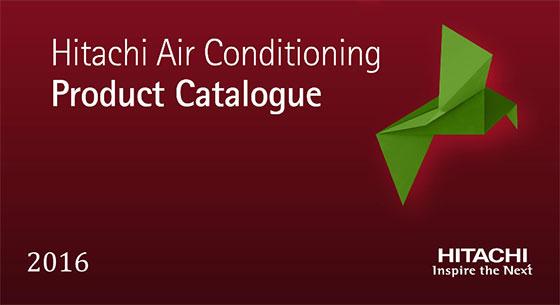 """Фирма """"ТАНГРА"""" представи новият каталог на климатичната техника """"Hitachi Air Conditioning"""""""