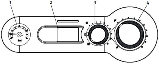 kontrolen panel