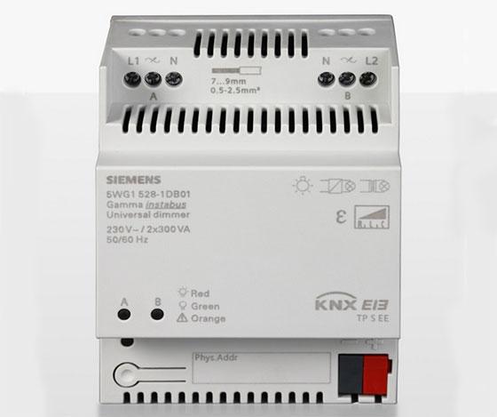 Siemens с нов високопроизводителен универсален димер
