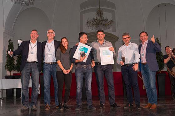 """Направление Сградни технологии на Siemens България с награда за """"Най-добър референтен проект"""""""