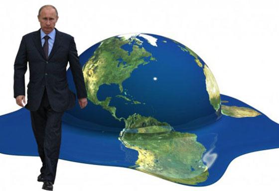 Путин се усъмни, че човекът има пръст в глобалното затопляне