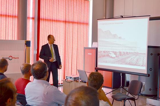 Екотерм Проект и Wolf със съвместен технически семинар за газови кондензни котли
