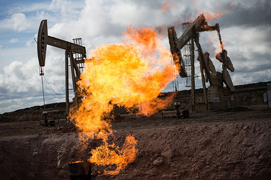 Shell и Exxon бяха санкционирани за твърдението, че природният газ е