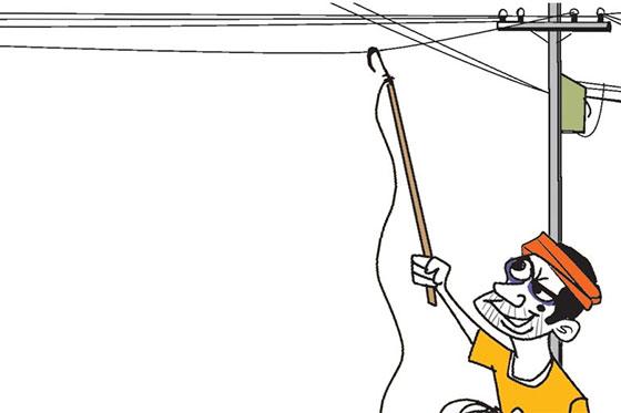 ЧЕЗ иска нови правила за санкциите при кражба на ток