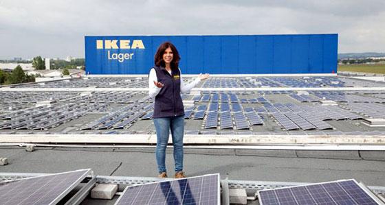 IKEA пуска домашни слънчеви батерии във Великобритания